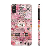iPhone Cases Cool Cartoon Tattoo-iPhone Xs Max