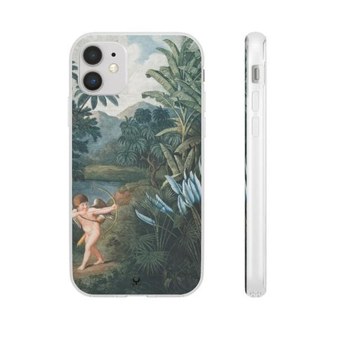 iPhone Cases Cool Cupid in Jungle-iPhone 11