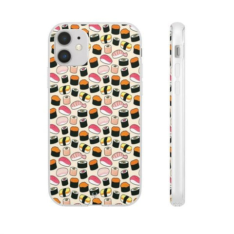 iPhone Cases Cool Delicious Sushis-iPhone 11