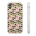 iPhone Cases Cool Delicious Sushis-iPhone X
