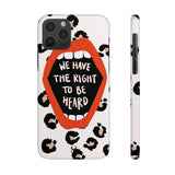 iPhone Cases Cool Empowerment-iPhone 11 Pro