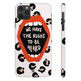 iPhone Cases Cool Empowerment-iPhone 11 Pro Max
