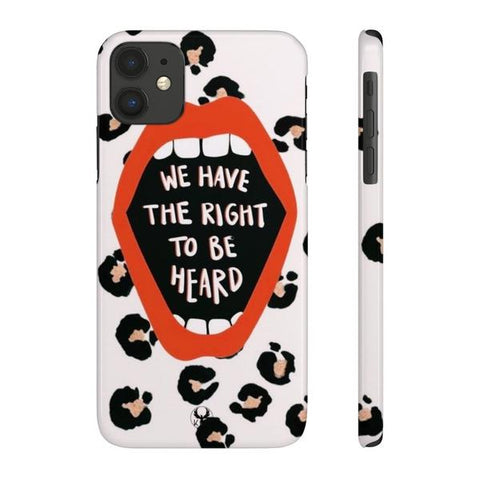 iPhone Cases Cool Empowerment-iPhone 11