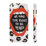 iPhone Cases Cool Empowerment-iPhone 5 & 5s & 5se