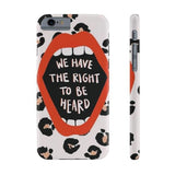 iPhone Cases Cool Empowerment-iPhone 6 & 6s