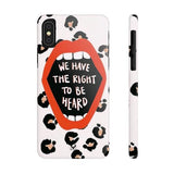 iPhone Cases Cool Empowerment-iPhone Xs