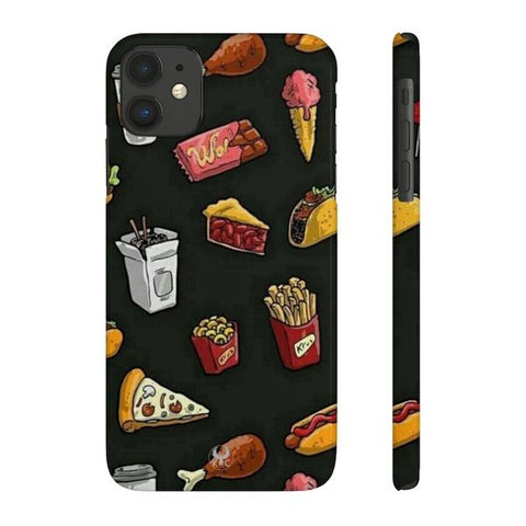 iPhone Cases Cool Fast Food-iPhone 11