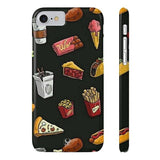iPhone Cases Cool Fast Food-iPhone 7, iPhone 8