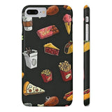 iPhone Cases Cool Fast Food-iPhone 7 Plus, iPhone 8 Plus