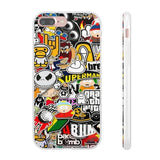 iPhone Cases Cool Funny Cartoons-iPhone 7 Plus