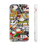iPhone Cases Cool Funny Cartoons-iPhone 8