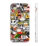 iPhone Cases Cool Funny Cartoons-iPhone 8 Plus