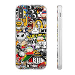 iPhone Cases Cool Funny Cartoons-iPhone X
