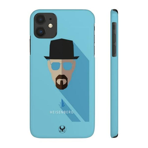 iPhone Cases Cool Heisenberg-iPhone 11