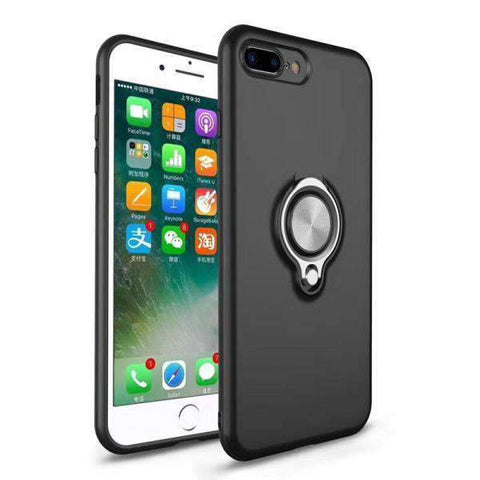 iPhone Cases Cool Magnet-Black