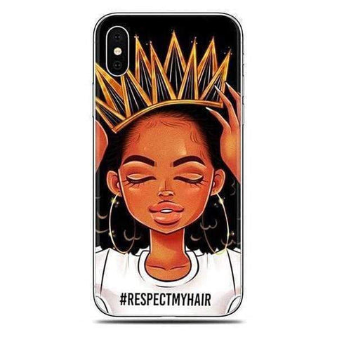 iPhone Cases Cool Melanin Poppin-Jahia