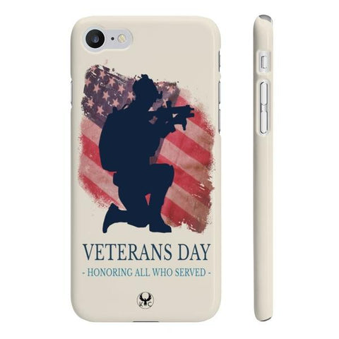 iPhone Cases Cool Military Soldier-iPhone 7, iPhone 8