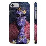 iPhone Cases Cool Notorious Big Titan-iPhone 7, iPhone 8