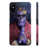 iPhone Cases Cool Notorious Big Titan-iPhone X
