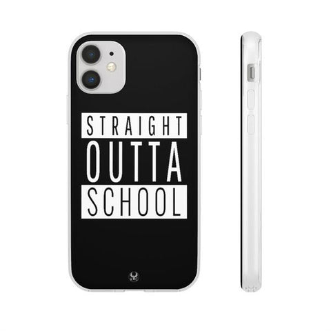 iPhone Cases Cool Outta School-iPhone 11