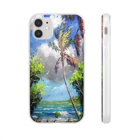 iPhone Cases Cool Paradise Palm-iPhone 11