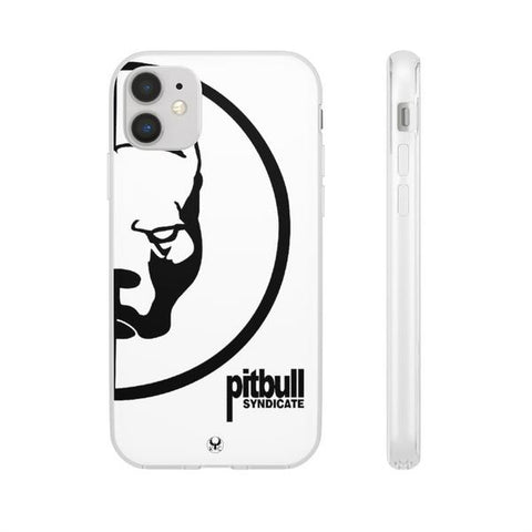 iPhone Cases Cool PitBull Syndicate white-iPhone 11