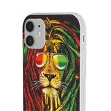 iPhone Cases Cool Rasta Lion-iPhone 11