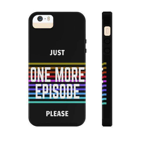 iPhone Cases Cool Serial Fan-iPhone 5 & 5s & 5se