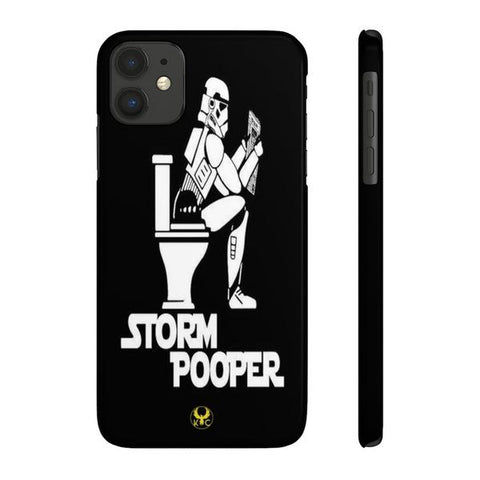 iPhone Cases Cool Storm Pooper-iPhone 11