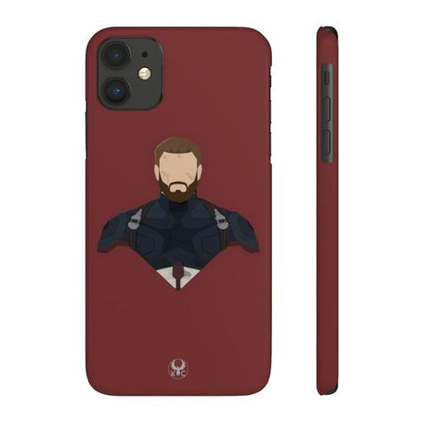 iPhone Cases Cool The First Avenger-iPhone 11