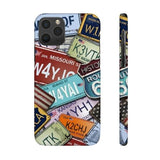 iPhone Cases Cool Usa License Plates-iPhone 11 Pro