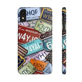 iPhone Cases Cool Usa License Plates-iPhone Xr
