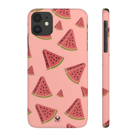 iPhone Cases Cute Fresh Watermelon-iPhone 11