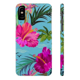 iPhone Cases Flowers Exotic Flowers-iPhone X