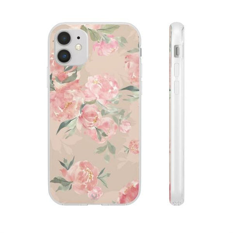 iPhone Cases Flowers Orchid Pink-iPhone 11
