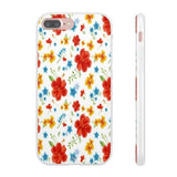 iPhone Cases Flowers Red Flowers-iPhone 7 Plus