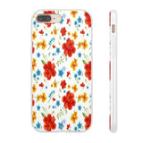 iPhone Cases Flowers Red Flowers-iPhone 8 Plus