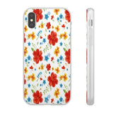 iPhone Cases Flowers Red Flowers-iPhone X