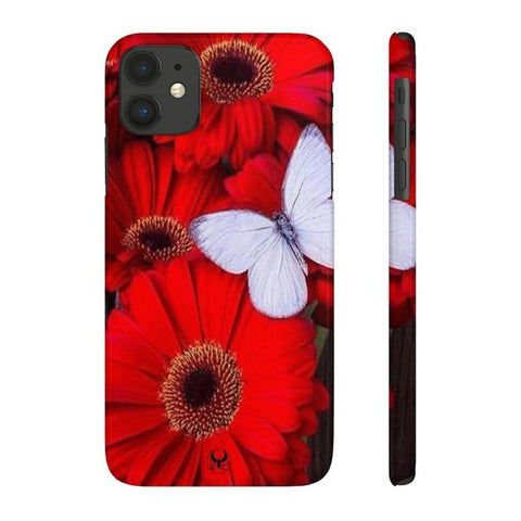 iPhone Cases Flowers Scarlet Daisy-iPhone 11