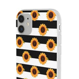 iPhone Cases Flowers Sunflowers-