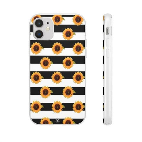 iPhone Cases Flowers Sunflowers-iPhone 11