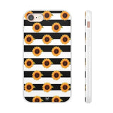 iPhone Cases Flowers Sunflowers-iPhone 8