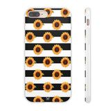 iPhone Cases Flowers Sunflowers-iPhone 8 Plus