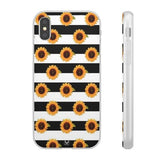iPhone Cases Flowers Sunflowers-iPhone X