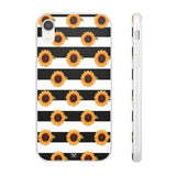 iPhone Cases Flowers Sunflowers-iPhone Xr