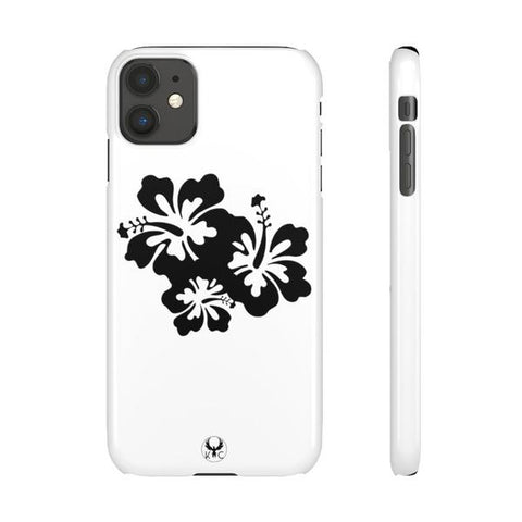 iPhone Cases Flowers Tropical Flowers-iPhone 11