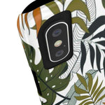 iPhone Cases Flowers Tropical Plants-