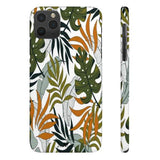 iPhone Cases Flowers Tropical Plants-iPhone 11 Pro Max