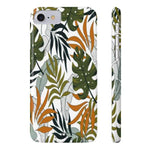 iPhone Cases Flowers Tropical Plants-iPhone 7, iPhone 8