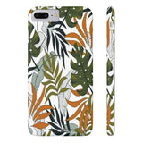 iPhone Cases Flowers Tropical Plants-iPhone 7 Plus, iPhone 8 Plus